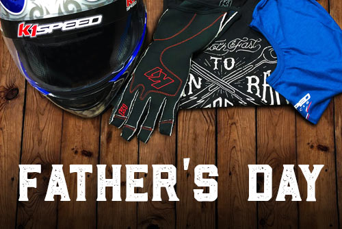 Why Dads Love Go-Karting on Father's Day