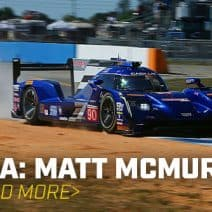 Q&A: IMSA Racer Matt McMurry on Karting & Racing