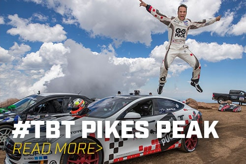 #TBT: When a Tesla Set the Production EVS Record at Pikes Peak