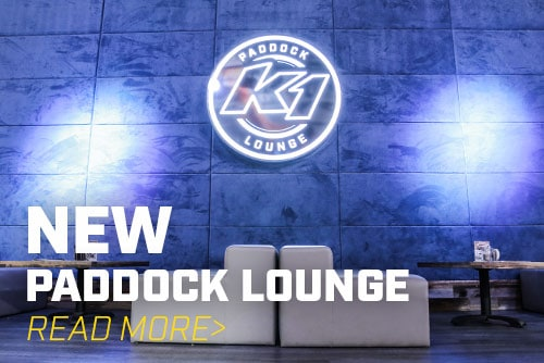 Paddock Lounge Now Open in Santa Clara