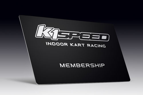 K1 Speeds Annual Membership