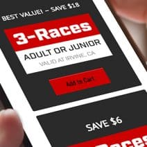 New: Buy K1 Speed Races Online!