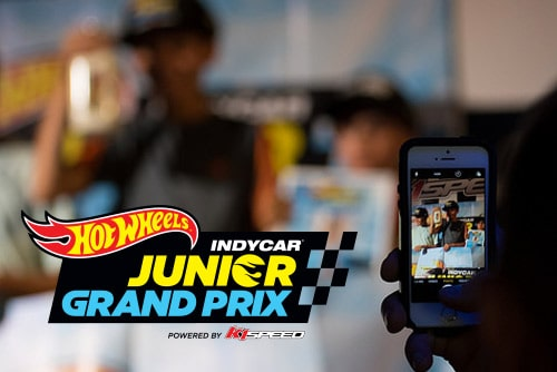 hot wheels junior grand prix