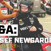 Josef Newgarden Interview: Advice for Young Racers