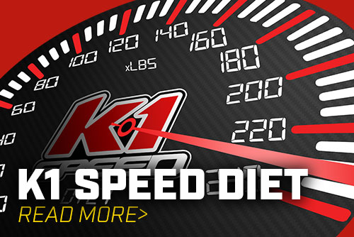 K1 Speed Diet: Final Week, Weigh-In