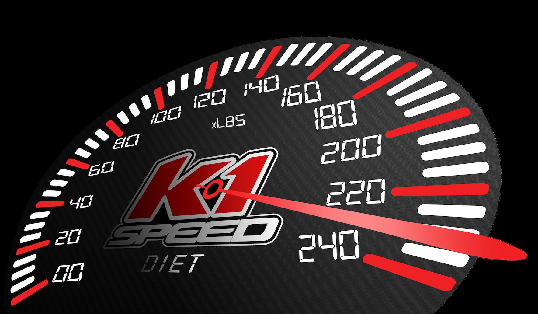 K1 Speed K1 Speed Diet Final Week Weigh In