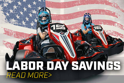 Enjoy Online Savings this Labor Day Weekend!