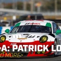 Porsche Driver Patrick Long Talks Karting & Cars