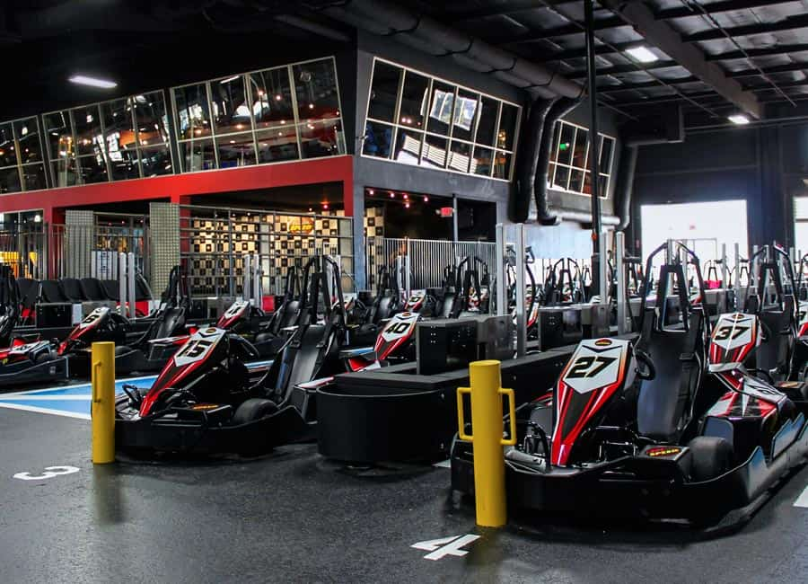 Sacramento Gallery K1 Speed