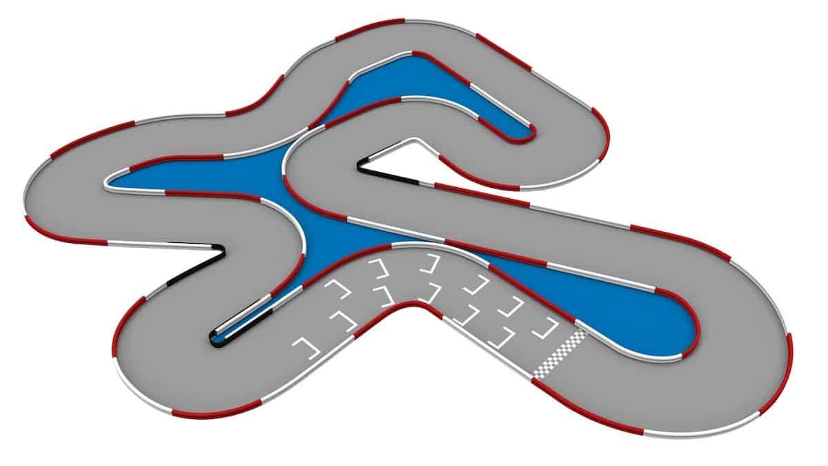 Sacramento Track K1 Speed