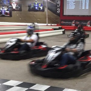 K1 Speed Houston Track