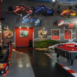 K1 Speed Houston Lobby