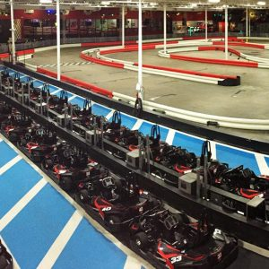 K1 Speed Houston Pits