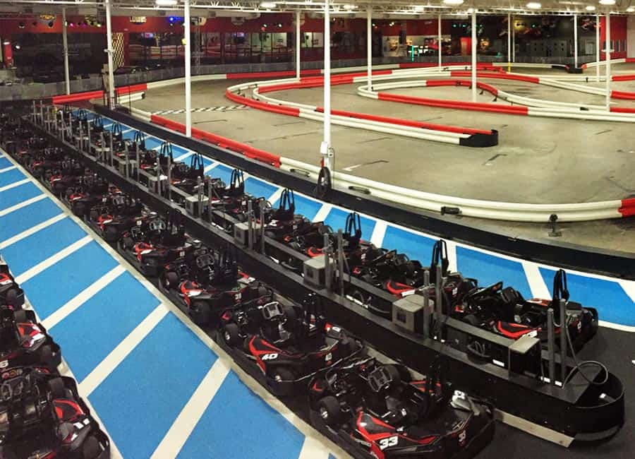 Houston Gallery K1 Speed