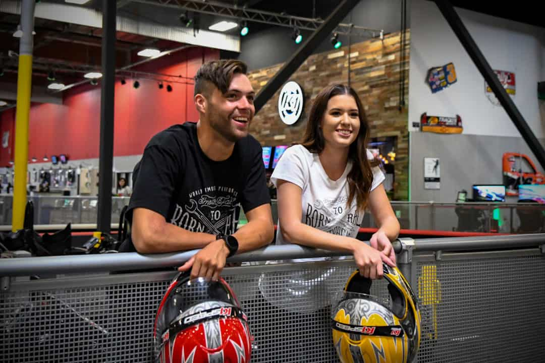 How to Plan a Go-Kart Date Night Your Partner Will Love