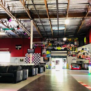 K1 Speed Carlsbad Lobby