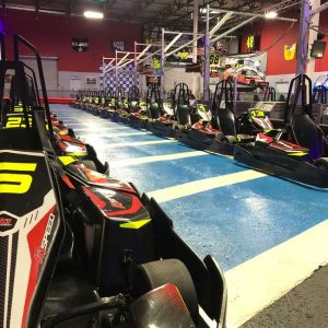K1 Speed Carlsbad Pits