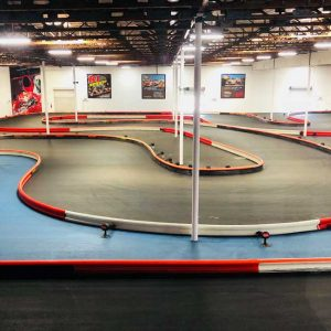 K1 Speed Carlsbad Track