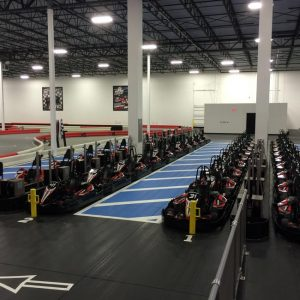 K1 Speed Concord Pits