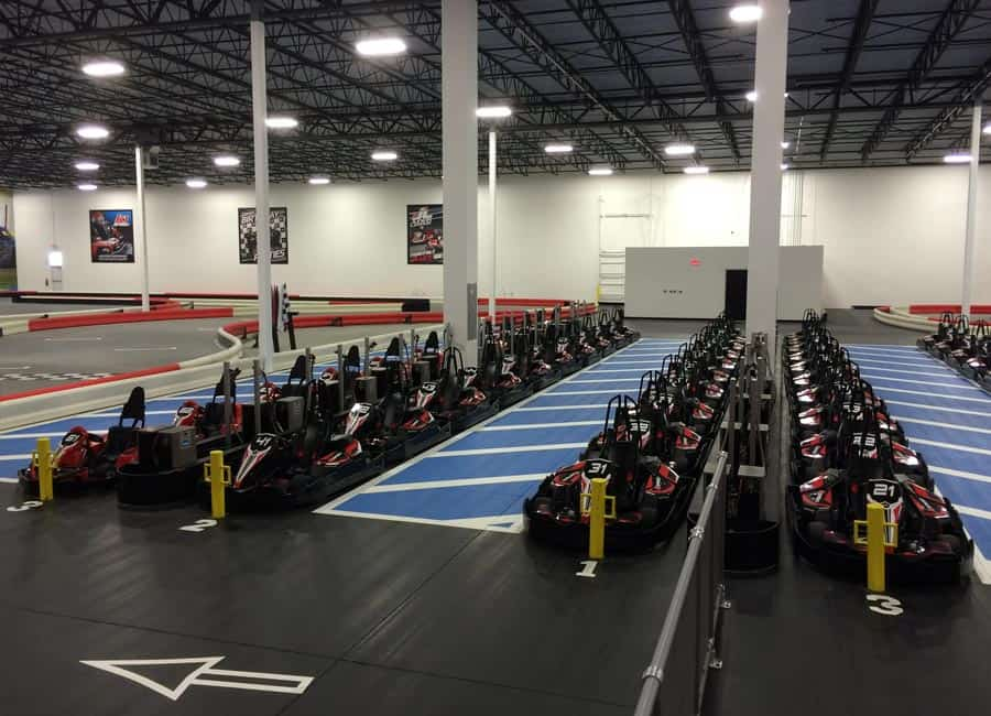 Concord Gallery K1 Speed