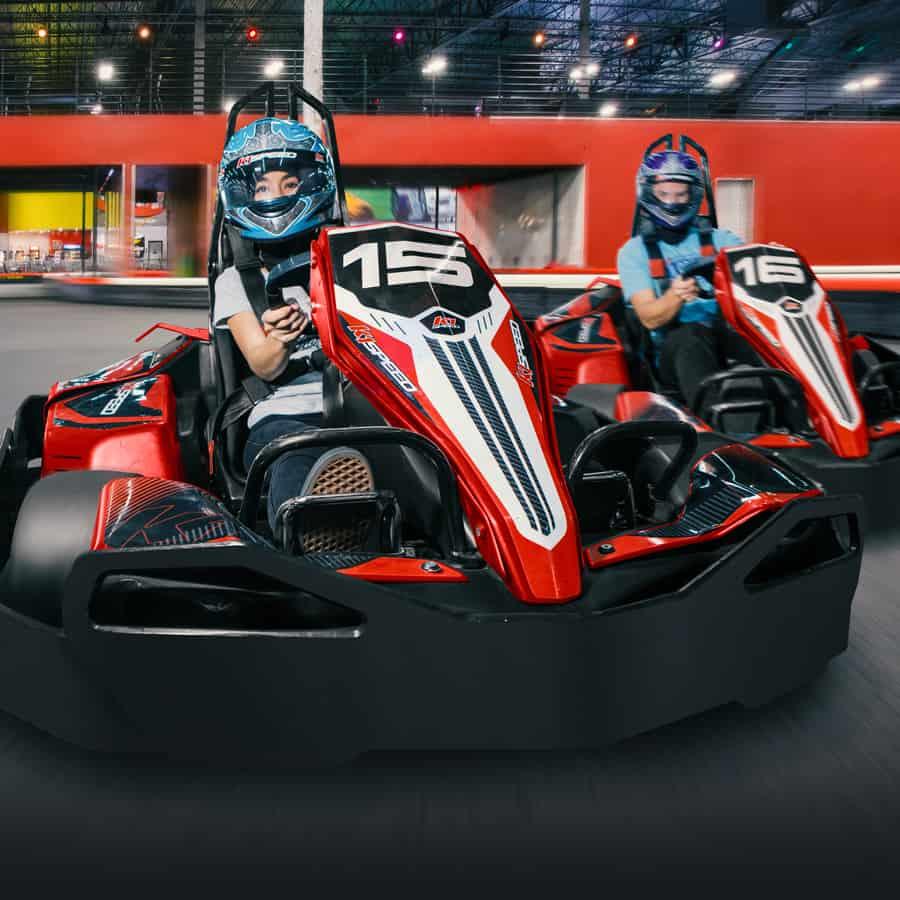Go Kart Racing Houston >> Karting Academy | K1 Speed