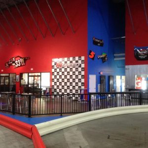 K1 Speed Orlando Podium