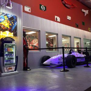 K1 Speed Dallas Lobby