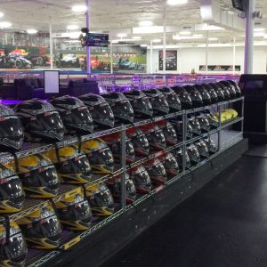 K1 Speed Dallas Pits