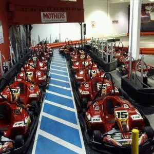 K1 Speed Seattle Pits