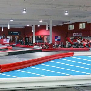 K1 Speed Seattle Track