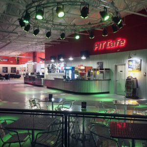 K1 Speed Salt Lake City Lobby