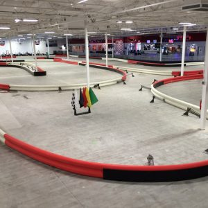 K1 Speed Salt Lake City Track