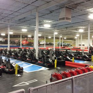 K1 Speed Boston Pits