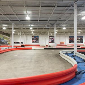K1 Speed Boston Track