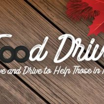 Arrive & Food Drive: Help the Hungry with K1 Speed