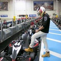 Visit K1 Speed Austin During the USGP
