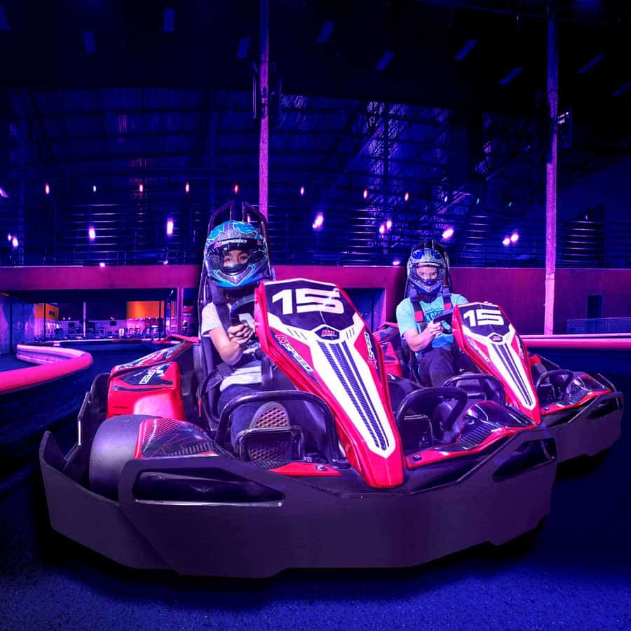 Glo Karting K1 Speed