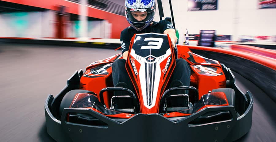 Houston Location Indoor Kart Racing