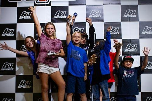 Indoor Kart Racing K1 Speed