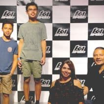 Limited Vision Doesn't Stop Teen from Racing