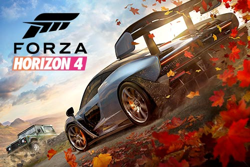 forza horizon 4 sweepstakes