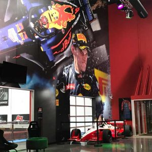 K1 Speed Portland Entrance
