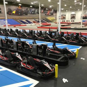 K1 Speed Portland Pits