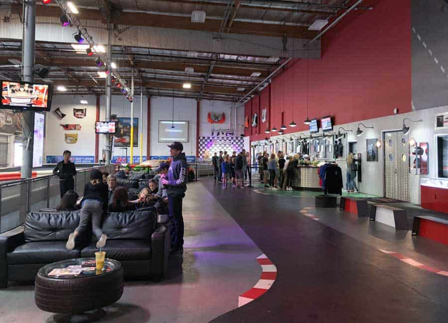 Irvine Gallery K1 Speed