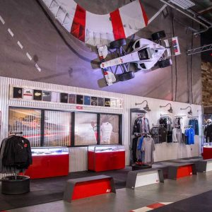 K1 Speed Irvine Retail
