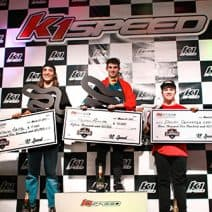 1st Annual K1 Speed US & E-World Championship Report