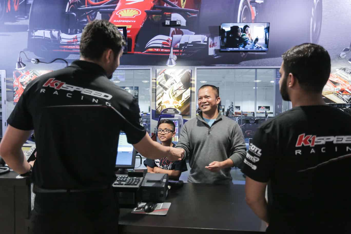 K1 Speed Groupon: Important Information | K1 Speed