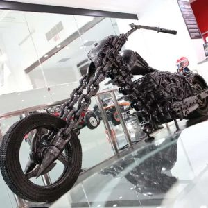 display motorcycle