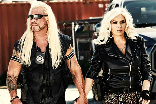 dog and beth chapman from dogs most wanted poster