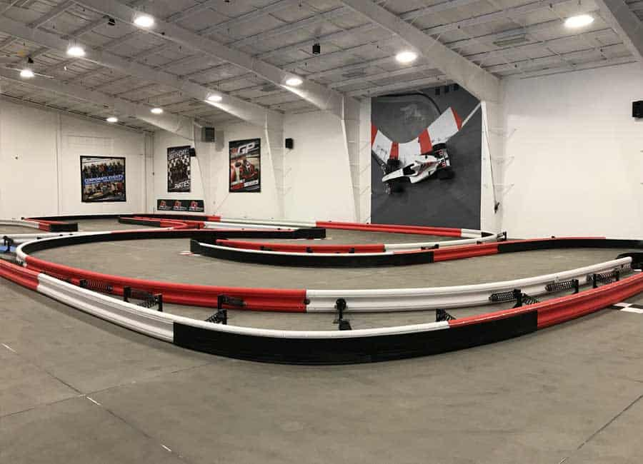 The Track at K1 Speed Bend